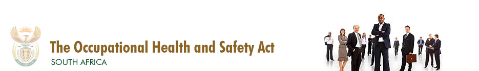 Occupational Health and Safety Act | South Africa